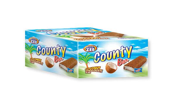 County Bar Coconut Chocolate