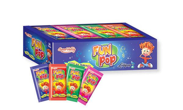 Fun Pop Lollypop