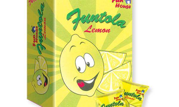 Funtola Candy (Lemon)