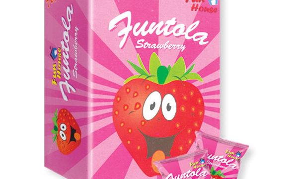 Funtola Candy (Strawberry)