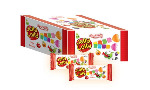 Jelly Lolly Lollipop