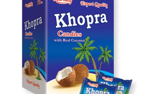 Khopra Candy