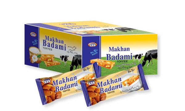 Makhan Badami Toffee