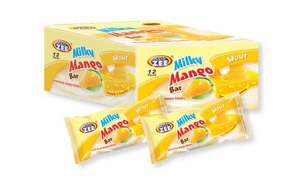 Milky Mango Bar
