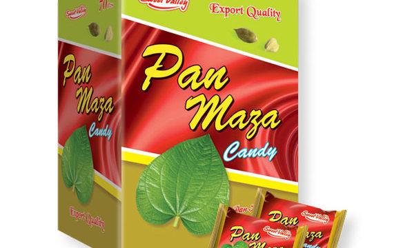 Pan Maza Candy