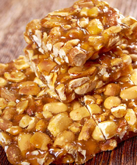 Peanuts Brittle